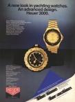 1985 Heuer 3000 advert